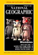 National Geographic Wombies