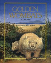 Golden Wombats by Jill Morris