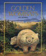 Golden Wombats by Jill Morris