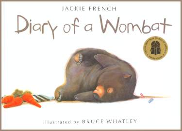 Diary of a Wombat Book by Jackie French
