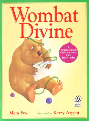 Wombat Divine Cover by Mem Fox