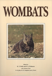 Wombats by R.T. Wells & P.A Pridmore