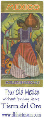 Stories of old Mexico by RLB Hartmann