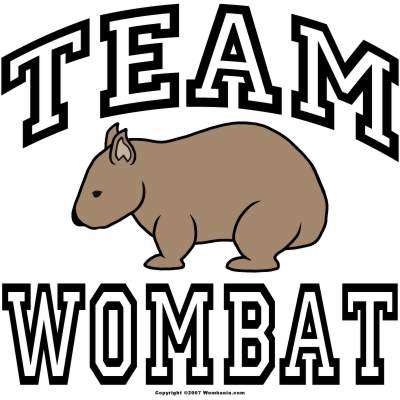 Team Wombat Logo
