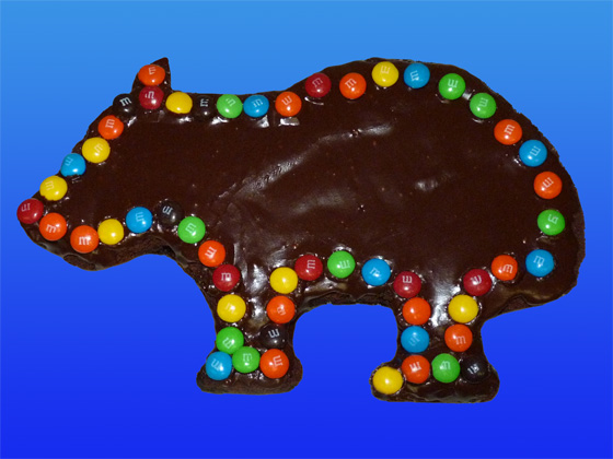 Wombat Brownie