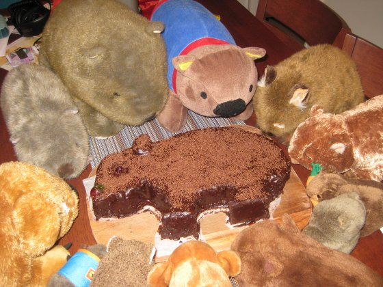 Wombat Day Party