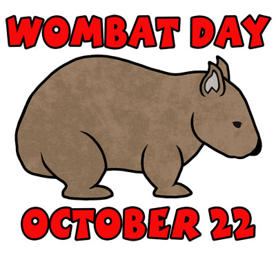 Wombat Day October 22