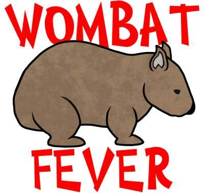 Wombat Fever Design