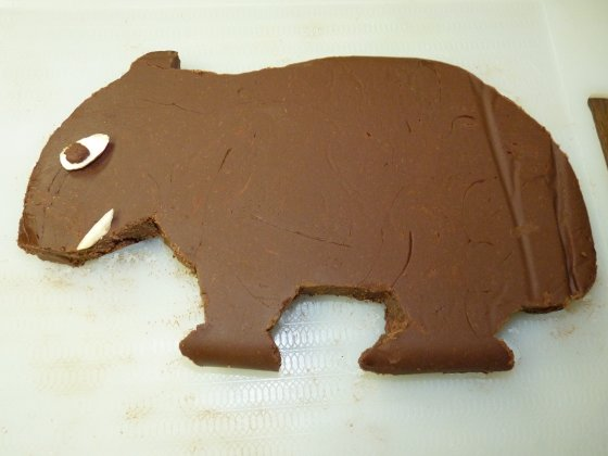Wombat Fudge
