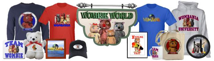 Wombie World Shop