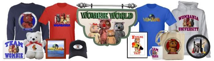 Wombie World Shop